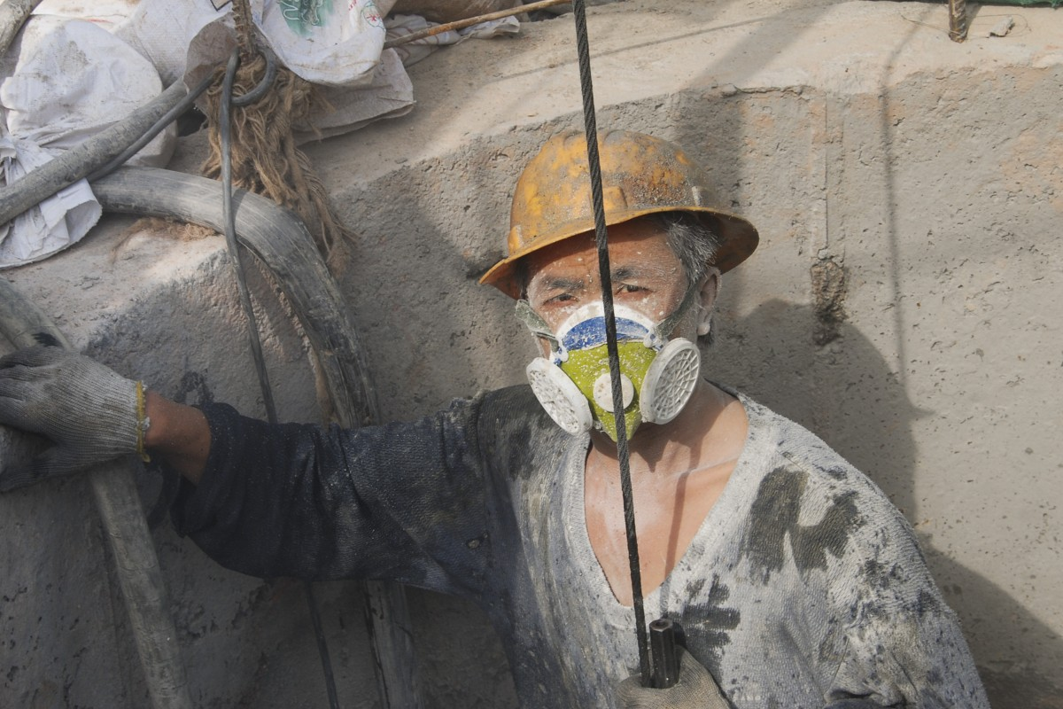 Chinese labour rights activists detained as authorities try to shut down silicosis campaign